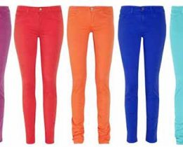 5 Brilliant Ways To Wear Brightly Colored Pants 2020