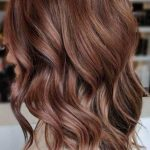 25 Latest Hottest Spring Hair Color For Brunettes Balayage