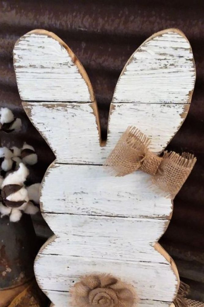 25 Cute and Simple Spring Wood Crafts Diy For You to Try