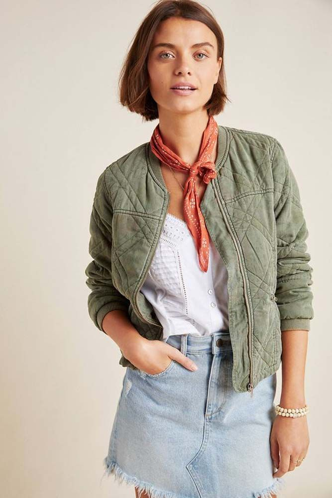 25 Cool Spring Jacket For Women You Can Wear Year-Round