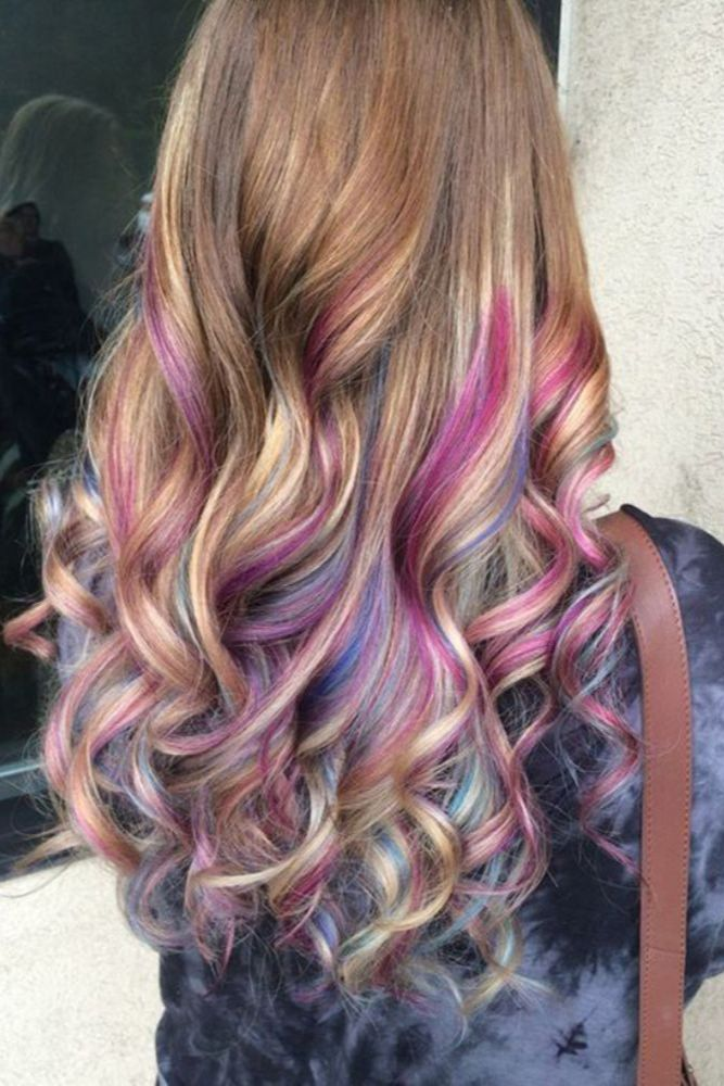 25 Extreme Level Hair Color Ideas Only For Brunettes