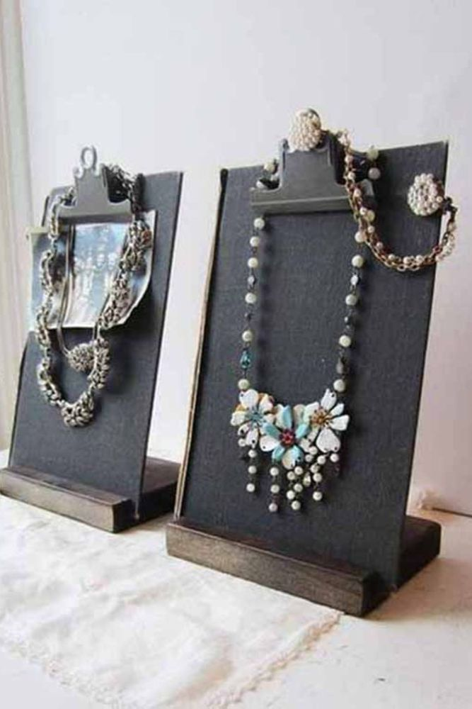 25 Most Creative And Most Relaxed DIY Jewelry Holder Stand: Make Life Easy