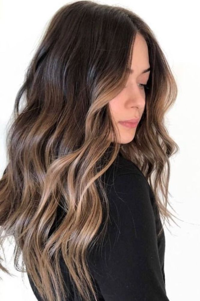 25 New Hair Colors to Consider This Winter for Brunettes