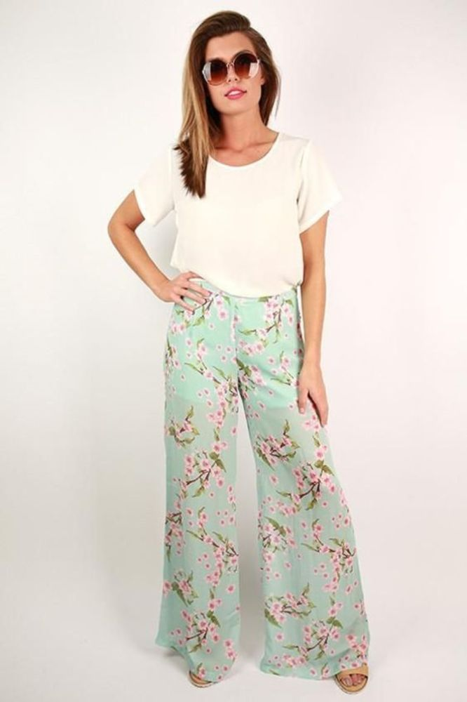 25 of the Best Spring Clothing Style include Pants for Women You Should Apply!