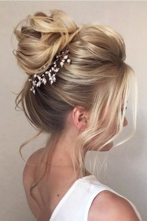 Beautiful Bun Hairstyles for Long Hair