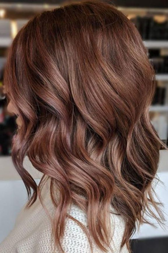 Hair Color Ideas Only For Brunettes