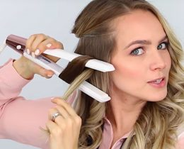 How to Perfectly Curl Your Hair With a Flat Iron 2021