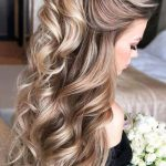 25 Prom Curly Hairstyles For Long Hair That Help You To Be Outstanding At Prom