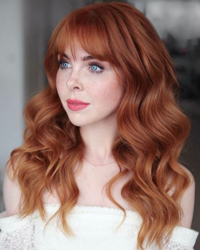 Sexy long Wavy Hairstyles To Turn Head