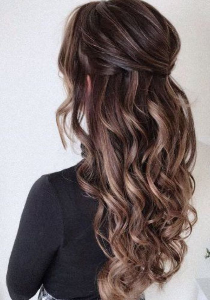 Classy Hairstyles For Long Hair With Curls