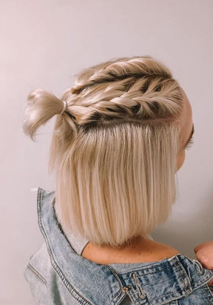 Dazzling Hairstyles For Girls With Short Hair