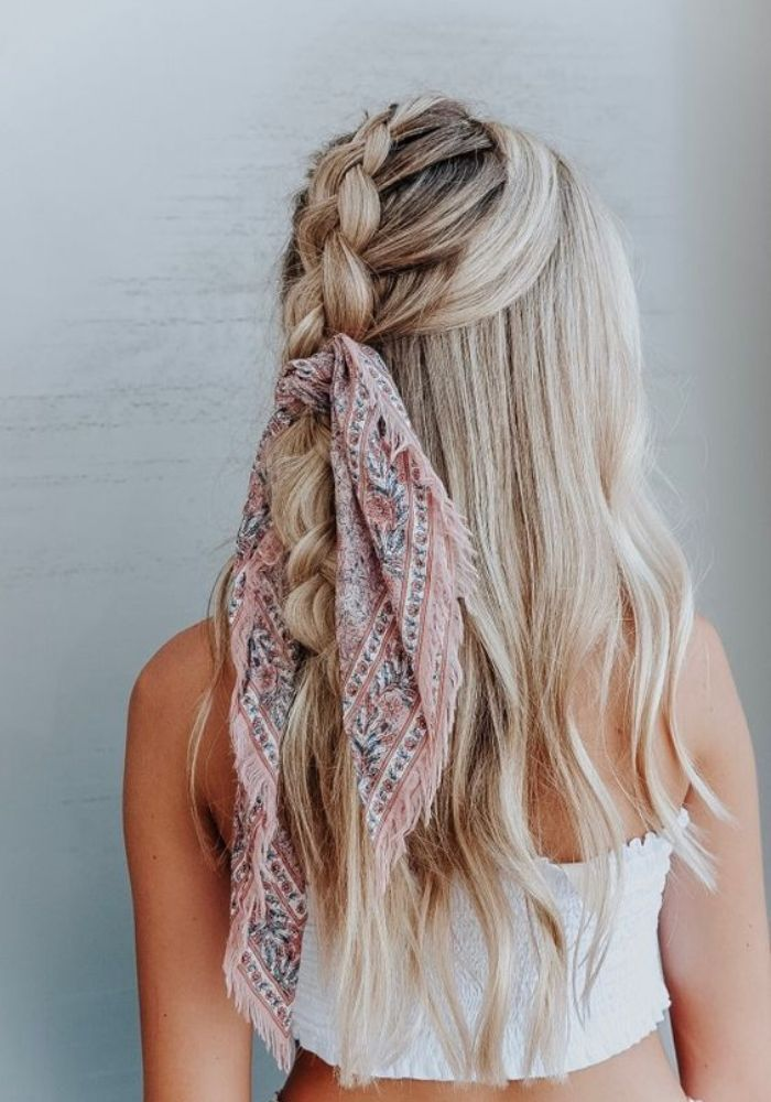 Quick And Easy Hairstyles For Long Hair For Work
