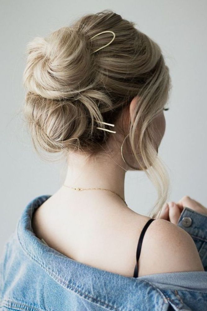 Quick Hairstyles For Long Hair With Beautiful Updos