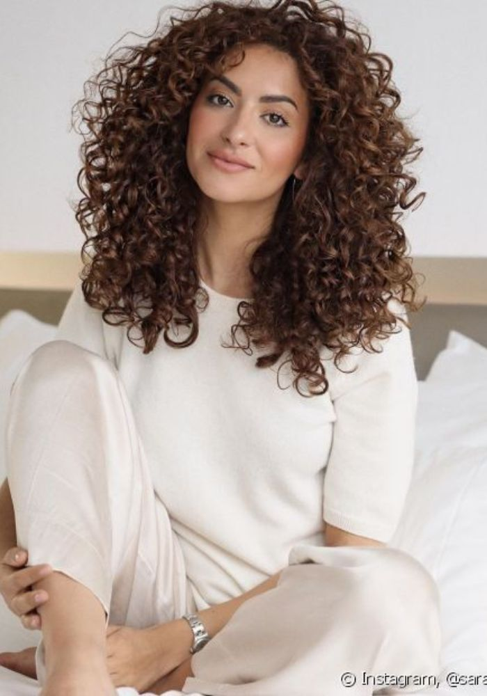 Stunning Hairstyles For Girls Who Have Curly Hair