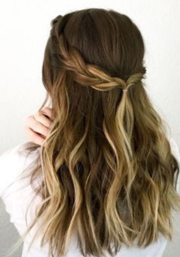Trendy Hairstyles For Girls With Long Hair